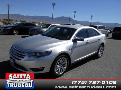 2015 Ford Taurus for sale in Pahrump, NV
