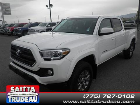 2016 Toyota Tacoma for sale in Pahrump, NV