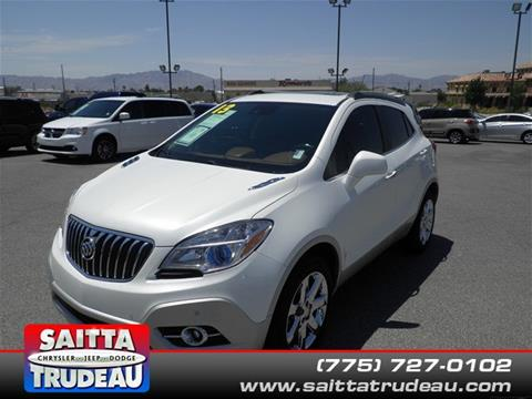 2013 Buick Encore for sale in Pahrump, NV
