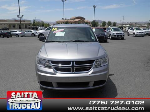 2016 Dodge Journey for sale in Pahrump, NV