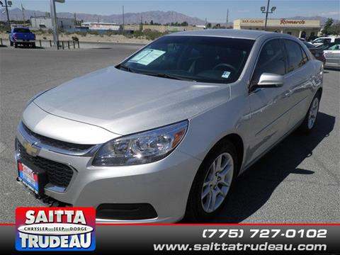 2015 Chevrolet Malibu for sale in Pahrump NV