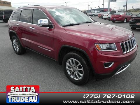 2014 Jeep Grand Cherokee for sale in Pahrump, NV