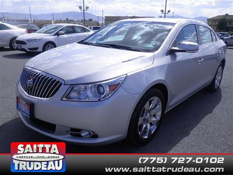 2013 Buick LaCrosse for sale in Pahrump NV