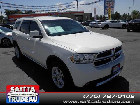 2011 Dodge Durango for sale in Pahrump, NV