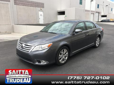2012 Toyota Avalon for sale in Pahrump NV