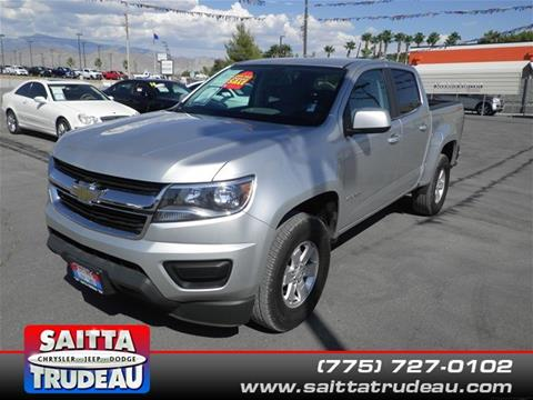 2015 Chevrolet Colorado for sale in Pahrump, NV