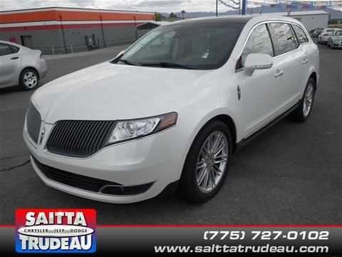 2014 Lincoln MKT for sale in Pahrump, NV