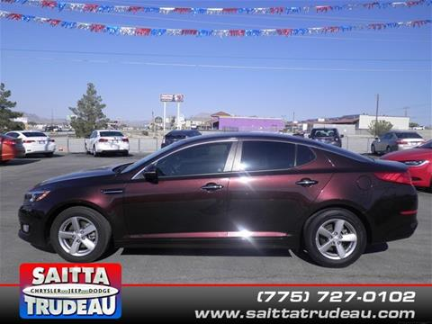 2014 Kia Optima for sale in Pahrump NV