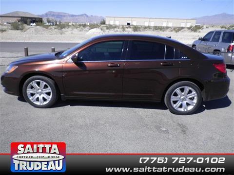 2013 Chrysler 200 for sale in Pahrump NV