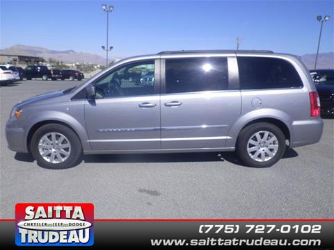 2016 Chrysler Town and Country for sale in Pahrump, NV
