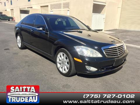 2007 Mercedes-Benz S-Class for sale in Pahrump, NV