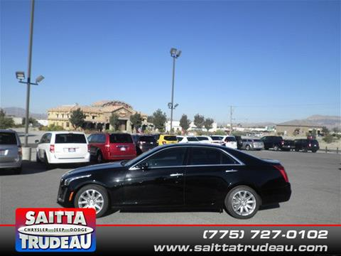 2014 Cadillac CTS for sale in Pahrump NV