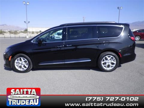 2017 Chrysler Pacifica for sale in Pahrump NV