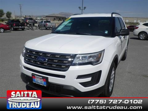 2017 Ford Explorer for sale in Pahrump, NV