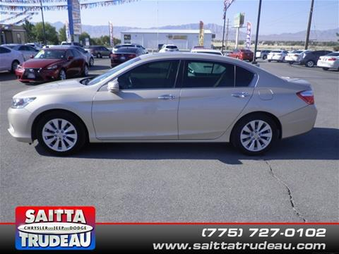 2013 Honda Accord for sale in Pahrump, NV