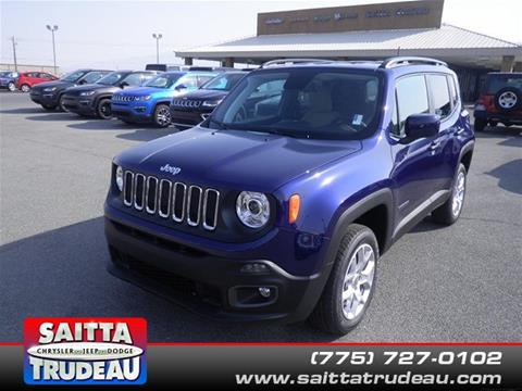 2018 Jeep Renegade for sale in Pahrump, NV