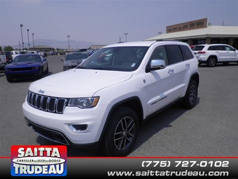 2018 Jeep Grand Cherokee for sale in Pahrump, NV