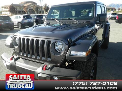 2018 Jeep Wrangler Unlimited for sale in Pahrump, NV
