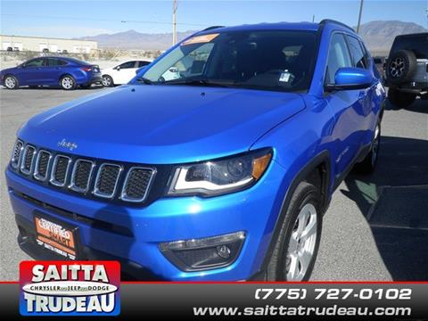 2018 Jeep Compass for sale in Pahrump, NV