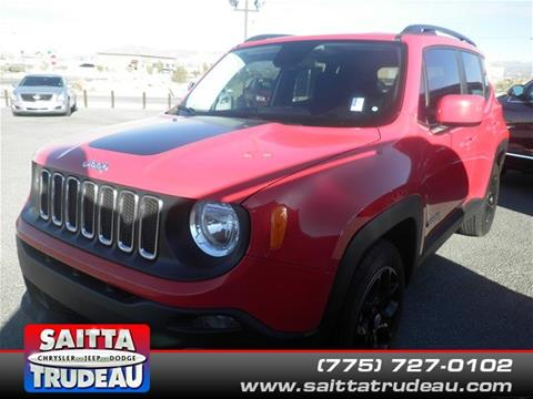2017 Jeep Renegade for sale in Pahrump, NV