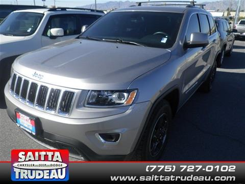 2015 Jeep Grand Cherokee for sale in Pahrump, NV