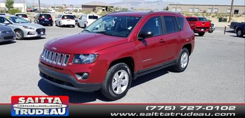2016 Jeep Compass for sale in Pahrump, NV