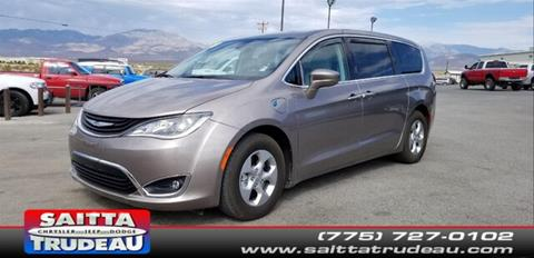 2018 Chrysler Pacifica Hybrid for sale in Pahrump, NV