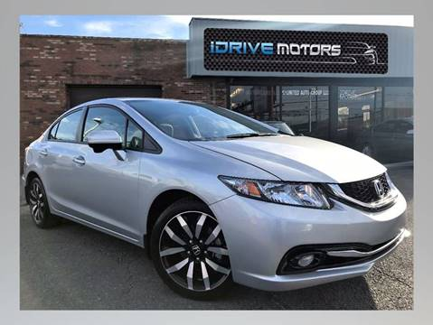 2015 Honda Civic for sale in Cleveland, OH