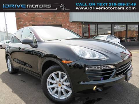 2011 Porsche Cayenne for sale in Cleveland, OH