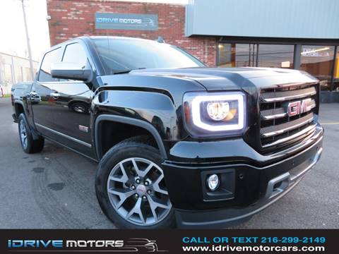 2015 GMC Sierra 1500 for sale in Cleveland, OH