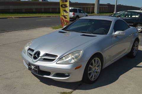 2005 Mercedes-Benz SLK for sale in Corpus Christi, TX