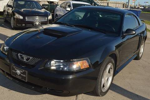 2001 Ford Mustang for sale in Corpus Christi, TX