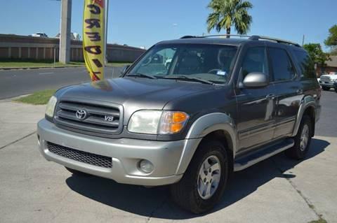 2003 Toyota Sequoia for sale in Corpus Christi, TX