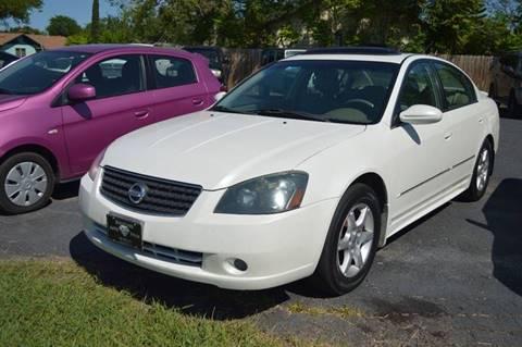 2005 Nissan Altima for sale in Corpus Christi TX