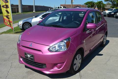 2015 Mitsubishi Mirage for sale in Corpus Christi TX