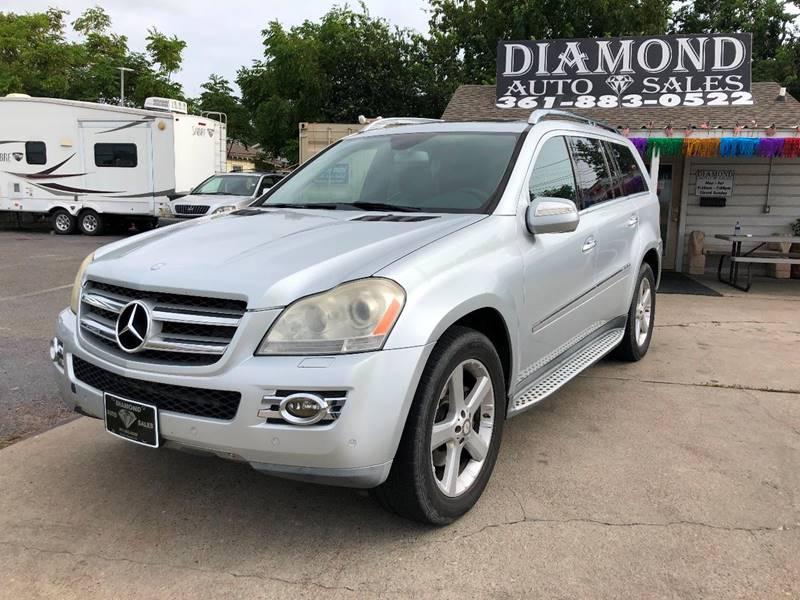 2009 Mercedes Benz GL Class For Sale At Diamond Auto Sales In Corpus Christi