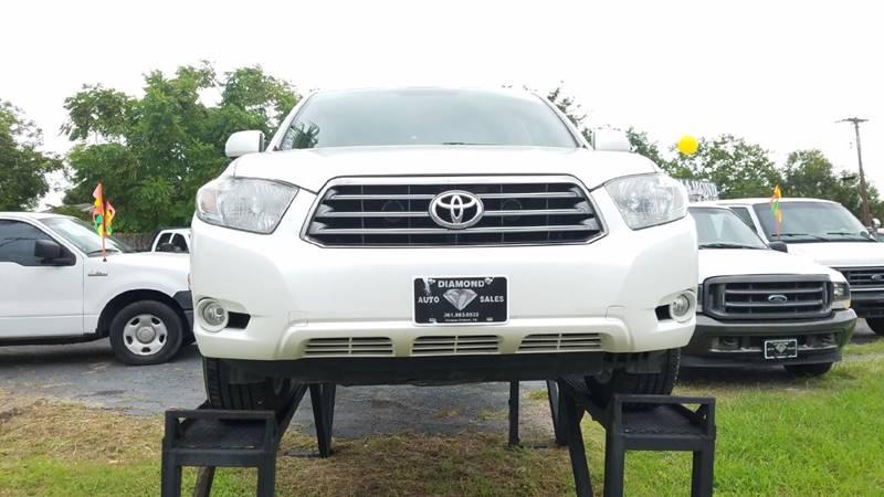 2008 Toyota Highlander For Sale At Diamond Auto Sales In Corpus Christi TX