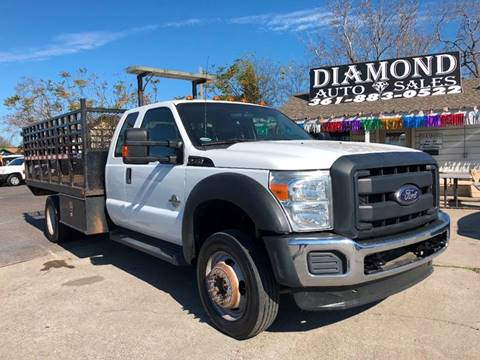 2012 Ford F-450 for sale in Corpus Christi, TX