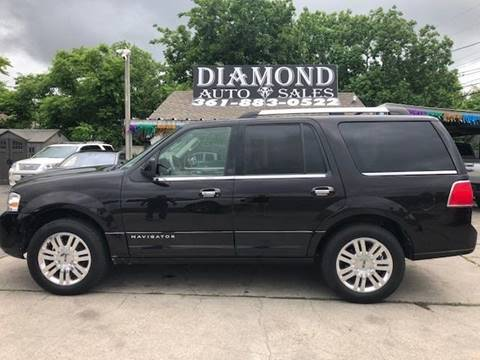 2013 Lincoln Navigator for sale in Corpus Christi, TX