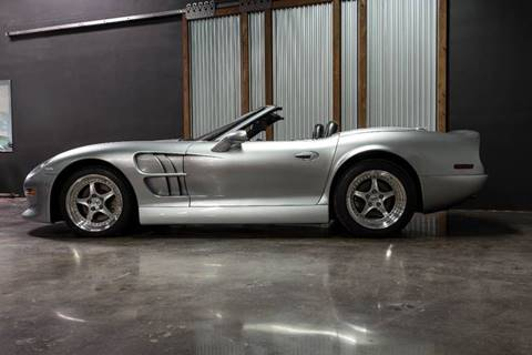 1999 Shelby Series 1 for sale at GT 44 Automotive in Arlington TX