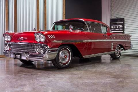 1958 Chevrolet Impala for sale in Arlington, TX