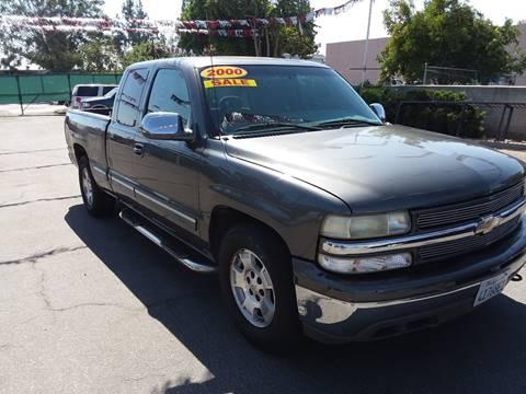 2000 Chevrolet Silverado 1500 for sale in Ontario, CA
