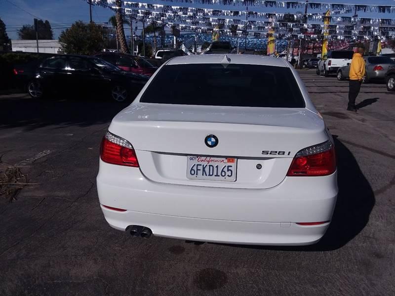 2008 BMW 5 Series 528i In Ontario CA - Canelo Auto Sales