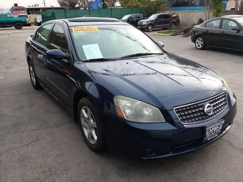2005 Nissan Altima For Sale >> 2005 Nissan Altima 3 5 Sl In Ontario Ca Canelo Auto Sales