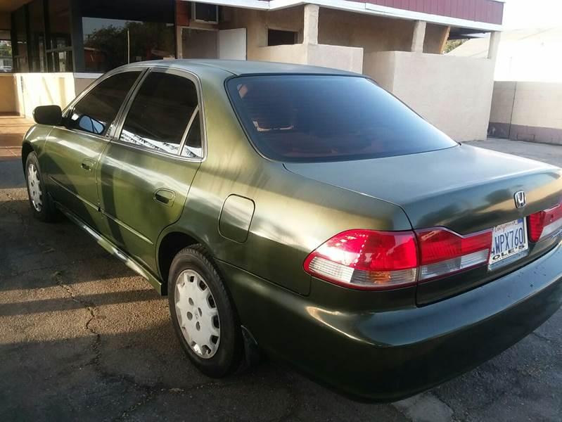2002 Honda Accord For Sale >> 2002 Honda Accord Lx In Ontario Ca Canelo Auto Sales
