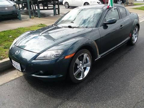 Used Mazda Rx8 >> 2004 Mazda Rx 8 For Sale In Ontario Ca