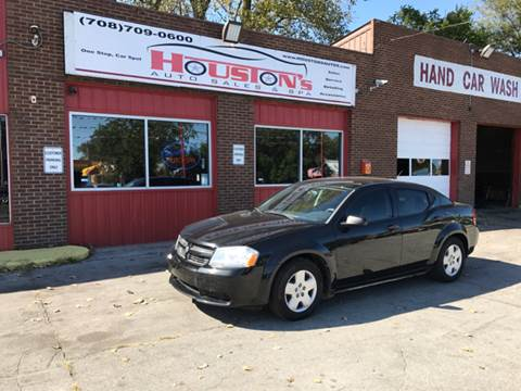 2010 Dodge Avenger for sale in Chicago Heights IL
