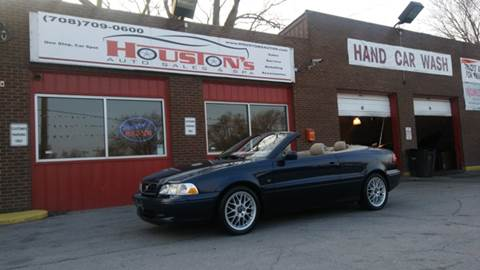 2003 Volvo C70 for sale in Chicago Heights IL