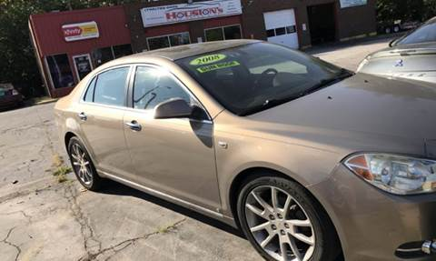 2008 Chevrolet Malibu for sale in Chicago Heights IL