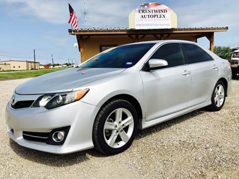 2014 Toyota Camry for sale in San Antonio TX